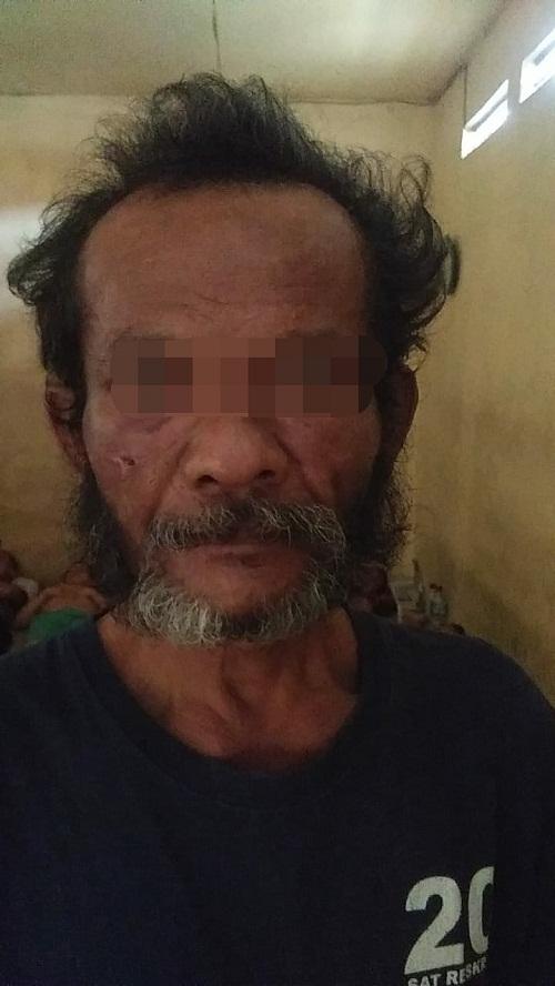 Pelaku Diduga Pencuri Kotak Infaq Disambar Team Elang Sakti Polres Tebing Tinggi