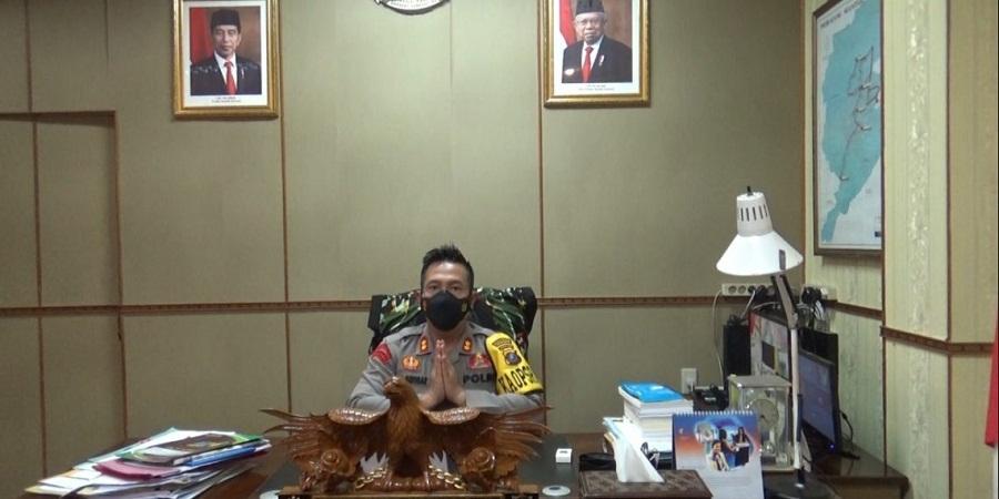 Kapolres Pematangsiantar Menghimbau dan Mengajak Masyarakat Tidak Bepergian ke Kota Medan
