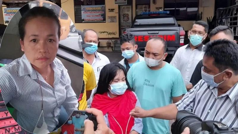 Mantan Istri Sekda Siantar Riama Nainggolan Dibunuh Rohayani Purba Terdakwa Dituntut 18 Tahun