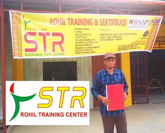 Telah Resmi Dibuka Penerimaan TUK Shukaku Tute Rokan (STR) Training dan Sertifikasi