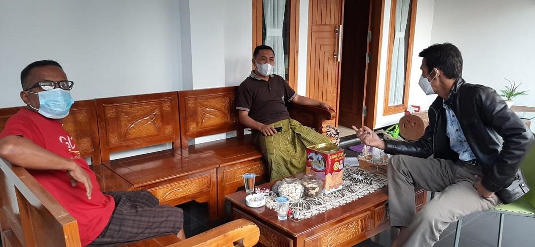 Syamsul Arifin, S.H Anggota DPRD Fraksi PPP Ajak Tokoh Masyarakat Tetap Patuhi Prokes