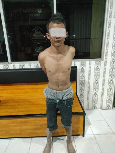Tim Sat Reskrim Polres Rokan Hilir Berhasil Membekuk 2 (dua) Orang Pelaku Diduga Tindak Pidana Pencurian dengan Pemberatan