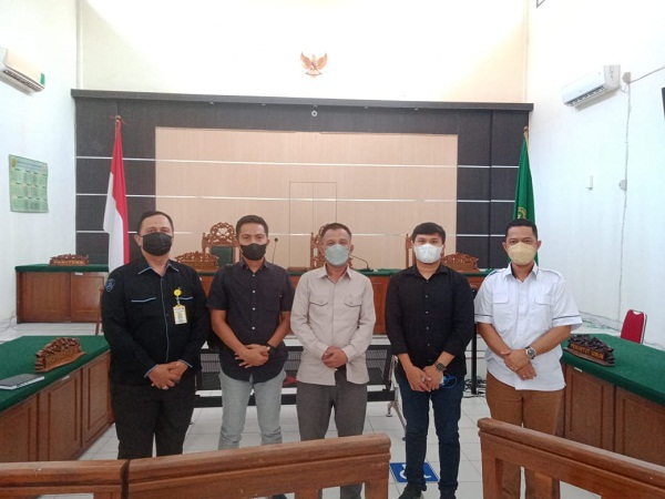 Hasil Persidangan Praperadilan PN Rohil, Polda Riau dan Polres Rokan Hilir Dinyatakan Menang