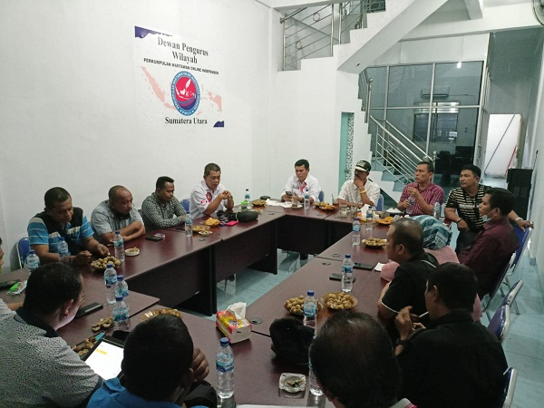 Ketua PWOIN Sumut Rajendra Sitepu: Peran Insan Pers Harus dalam Tupoksi dan Forsinya