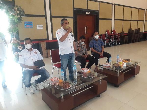 Sambut Hut Riau ke-64, IDI se-Riau Gelar Vaksinasi Covid-19