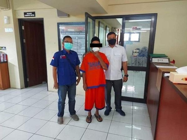 Terduga Tersangka Kasus Penebangan Ilegal di Taman Nasional Baluran Situbondo Segera Disidangkan