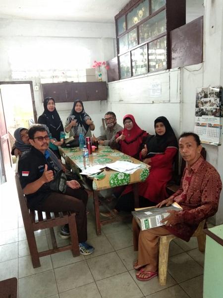Berita Bantahan MTsMAS Alwashliyah Pasar V Medan