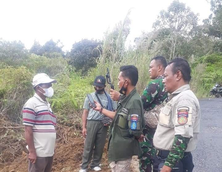 Kepala Desa Aornakan 2 : Berkat Bantuan Serda Detar Manik, Kesulitan Kami Teratasi