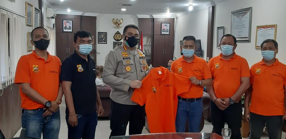 """Terima Silaturahmi Pewarta, Kapolrestabes Medan: """"Media Boleh Kritis Asal Jangan Adu Domba"""""""